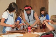 Ella & Erica Baker, Pina Santoro-Ellwood, Kinzi Russo & kian Barraco - Icap workshop 3